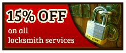 Peoria Locksmith coupon